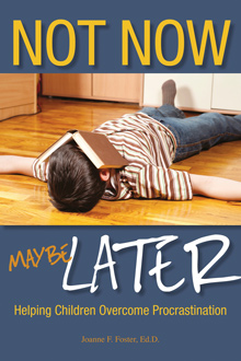 Not now maybe later book cover
